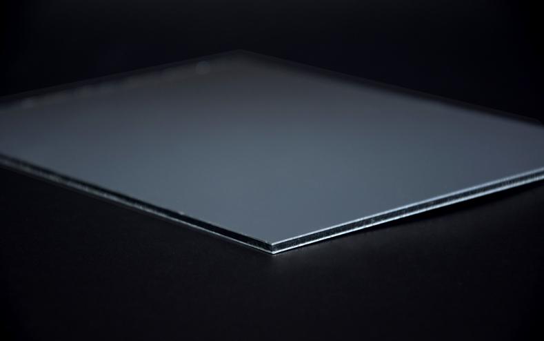 Alu composite miroir