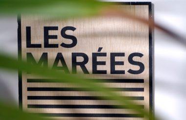 Les Marées_logo