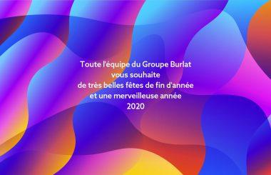 Meilleurs Voeux Burlat 2020
